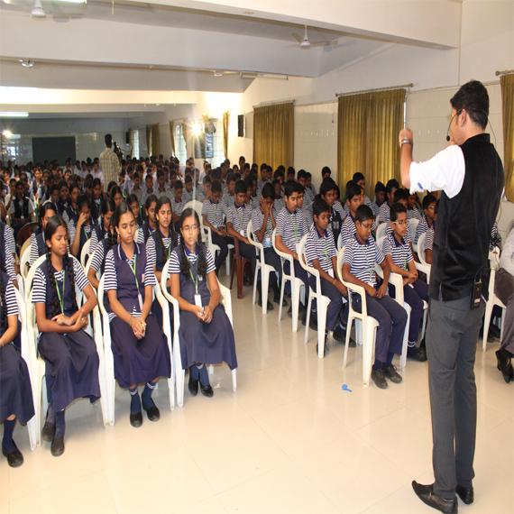 Special Motivational Programme by I.JEGAN